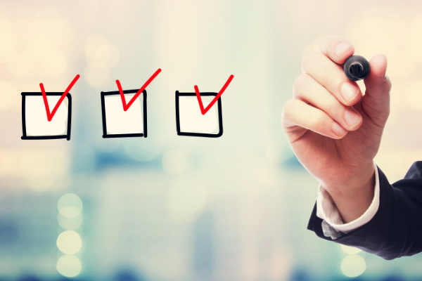 BCP Checklist