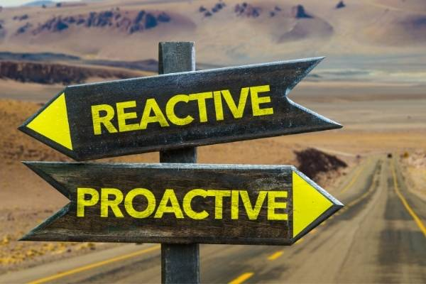 Proactive BCM Strategy